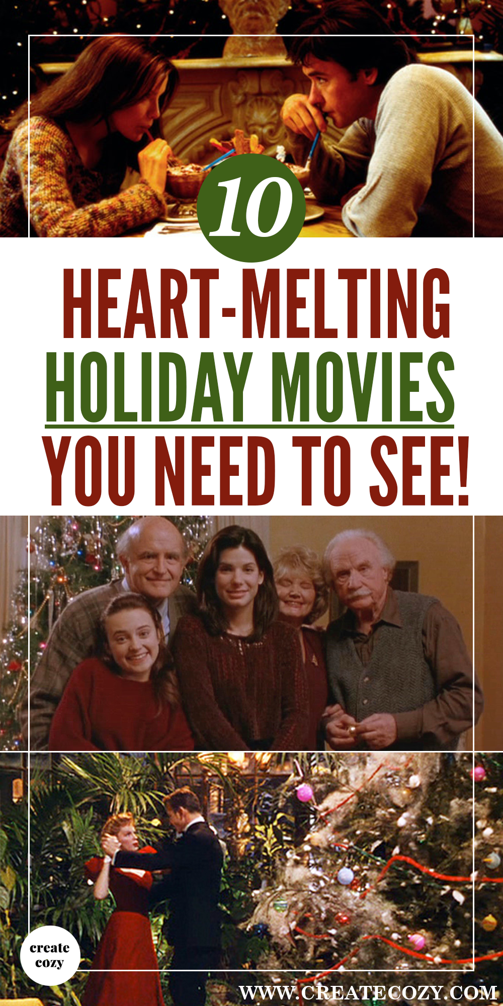 10 heart melting holiday movies you need to see create cozy Classic christmas films black and white