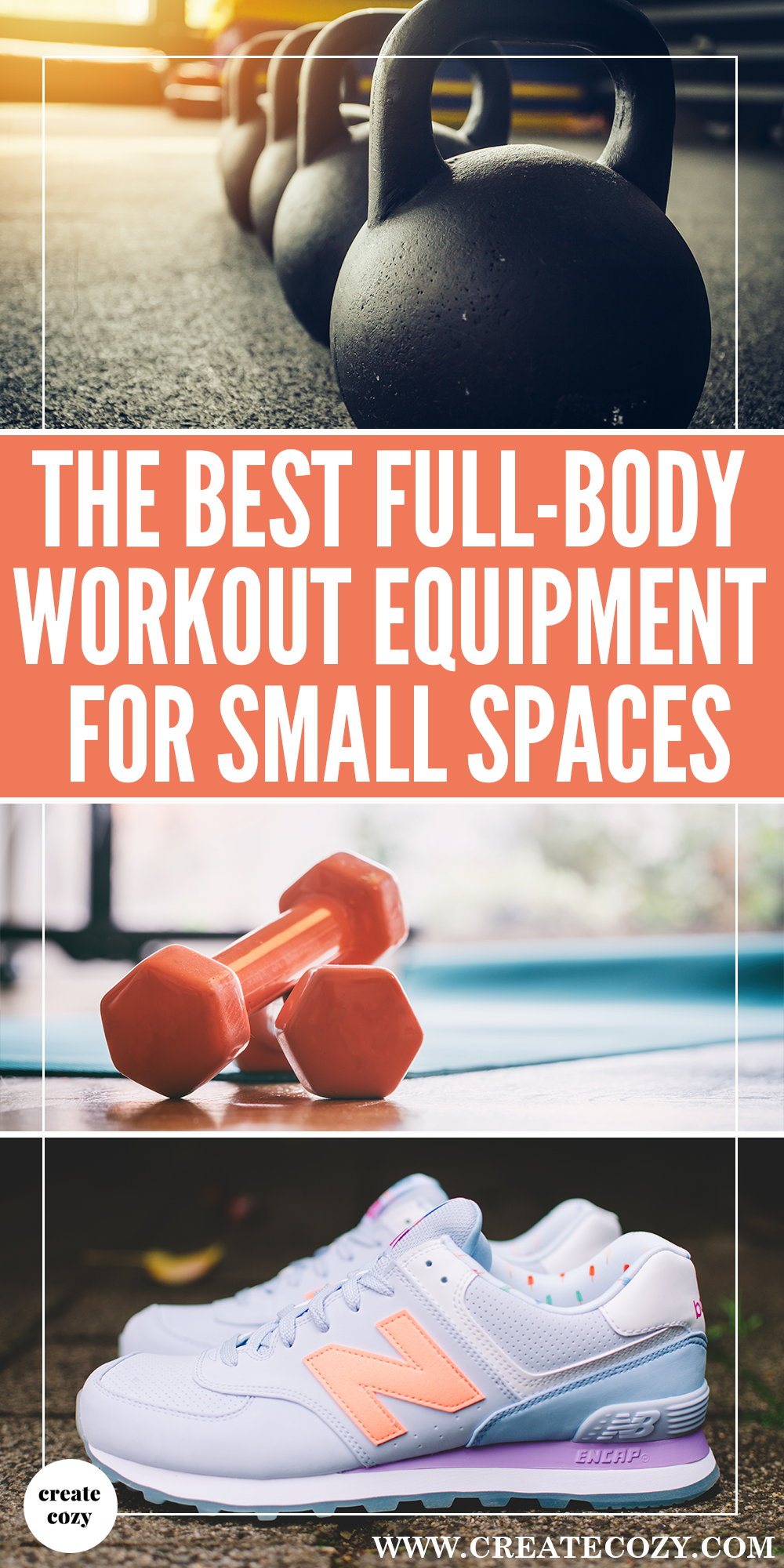 How to get an at home gym for under 200 create cozy - Gym equipment for small spaces style ...